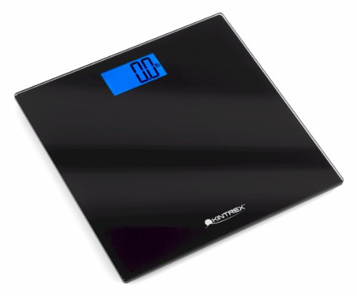 "Cheap KINTREX® Precision Bath Scale with an Extra Large Backlit Display, ""Sense-On"" Technology, and 400 lb Capacity (B002HI7KAQ)"