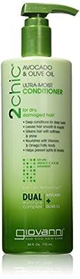 Giovanni Cosmetics 2chic Ultra Moist Avocado and Olive Oil Conditioner