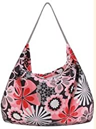 Blueberry DELUXE Wet/Dry Tote Bags (Petals)