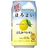 サントリーチューハイ ほろよい はちみつレモン 350ML 1缶