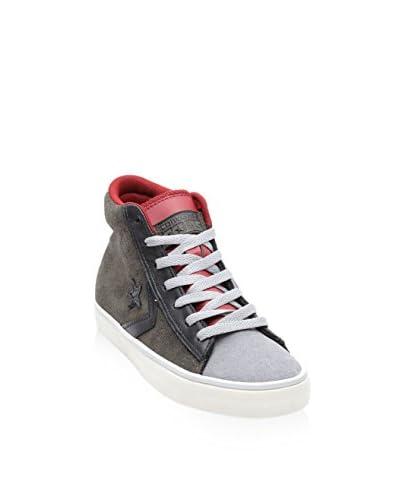 Converse Zapatillas abotinadas Pro Leather Vulc Antracita