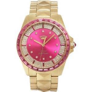 Juicy Couture Stella-pyramid-bracelet-watch $395.00