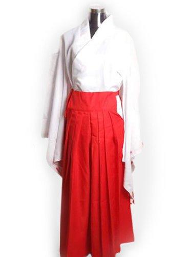 巫女服 コスチューム XLサイズ