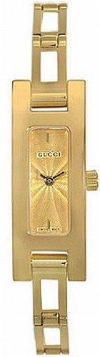 613feafa566 Gucci 3905 18k Yellow Gold Ladies Watch YA039528 New