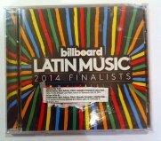 Billboard Latin Music 2014 Finalists (2014) (Album) by Various Artists