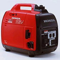 【HONDA発電機EU16iJN3