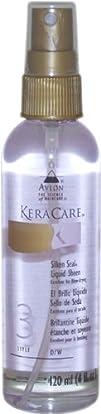 Keracare Silken Seal Liquid Sheen by Avlon 4 Ounce