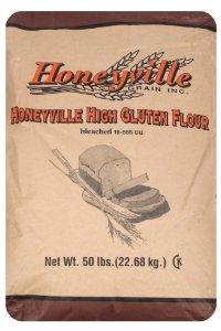 Amazon.com : HGI High Gluten Flour - 50 Pound Bag : Wheat