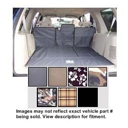 Cargo Liner - Full Canvas For Volkswagen ~ Jetta ~ 2009-2010 ~ Mocha-Tan ~ (3pc)