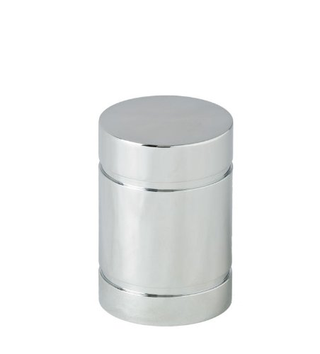 Waterstone 3020-SS Contemporary Air Gap Single Port, Solid Stainless Steel