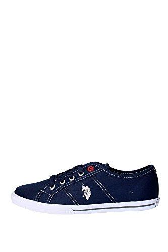 U.s. Polo Assn RUMK4095S4/C1 Sneakers Donna Tessuto Blu Blu 37