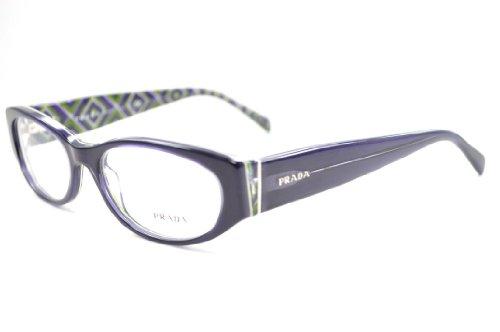 pradaPRADA Eyeglasses VPR 03P PURPLE MAT1O1 VPR03P