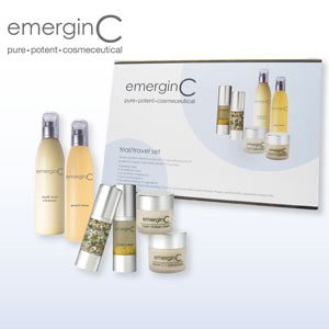 Emerginc Trial/Travel Set 6 Piece Set