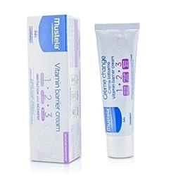 Mustela Vitamin Barrier Cream - 50ml/1.94oz