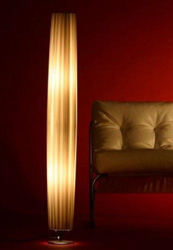stehlampe mit plissee schirm im angebot pictures to pin on. Black Bedroom Furniture Sets. Home Design Ideas