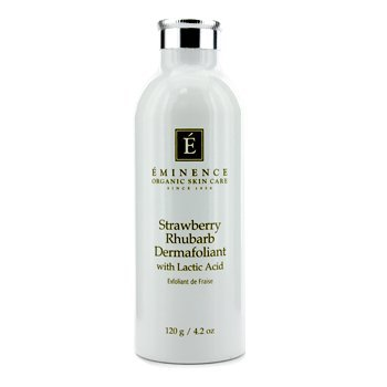 Eminence Cleanser 4.2 Oz Strawberry Rhubarb Dermafoliant 2237 For Women