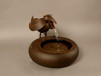Fontaine corbeau à lunettes - XG300