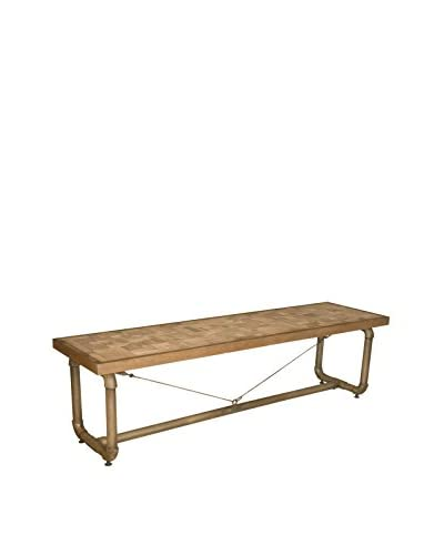 Jeffan Trapeze Double Bench, Natural