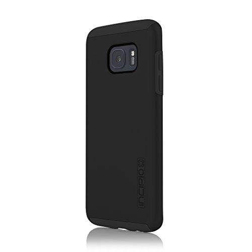Samsung Galaxy S7 edge case, Incipio DualPro, Hard Shell Case with Impact-Absorbing Core Shock-Absorbing Impact-Resistant Dual-Layer Cover  - Black/Black (Incipio Edge compare prices)