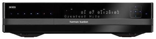 Harman Kardon DMC 1000 250GB Four-Steam Digital Media Center with Progressive-Scan D-Video Playback (Black)