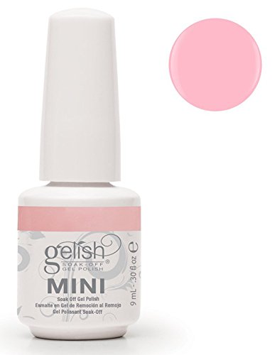 Gelish Mini Pink Smoothie UV Led Soak Off Gel Nail Polish Bottle - 9mL (.3oz) (Mini Gelish Nail Polish Colors compare prices)