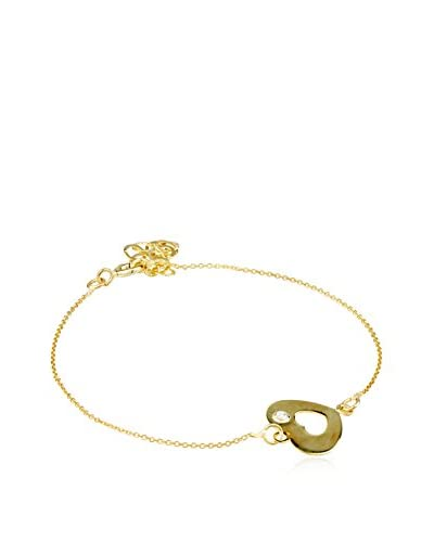 Cordoba Jewels Braccialetto argento 925 bagnato oro