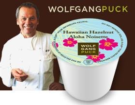 Wolfgang Puck Coffee -- HAWAIIAN HAZELNUT --