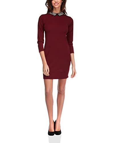 Elegancia Kleid Cindy bordeaux