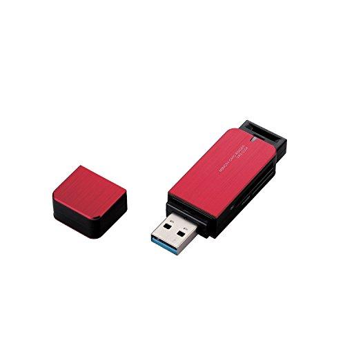 エレコム USB3.0対応メモリリーダ MR3-C004RD
