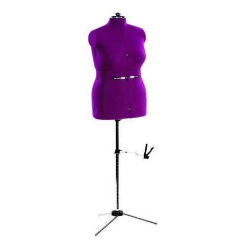 Dritz My Double Full Figure Dress Form, Large