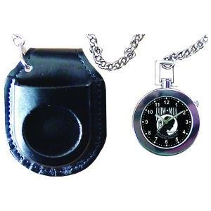 RAM Instrument VPH004 Pocket Watch w/Holster, POW/MIA Insignia