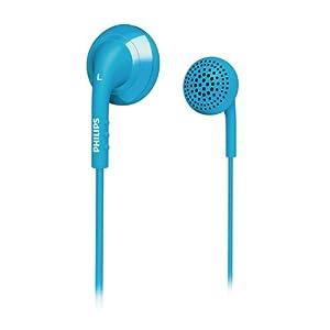 Philips SHE2670BL/10 In-Ear Headphones - Blue