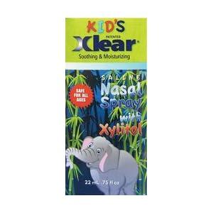 Xlear - Kids-Xlear Nasal Spray, .75 fl oz liquid