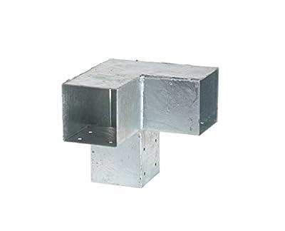Kubus Quadrat Pergola-Paket für pfosten 12 x 12 cm , ohne Bodenverankerung, einfach Pergola bauen von Gardendiscount auf Gartenmöbel von Du und Dein Garten