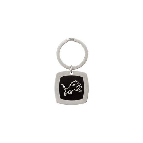 24625 St Steel 35mm Detroit Lions Logo Keychain Football NFL Men Team Jewelry