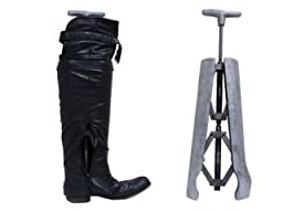 FootFitter Cast Aluminum Combination Boot Instep and Shaft Stretcher