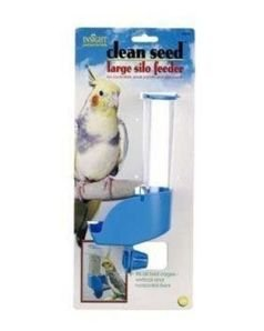 Cheap Brand New, JW Pet Company Insight Silo Feeder for Cockatiels and Small Parrots (Sale JW Pet Company – Feeders / Crocks / Dishes) (MSS080-31322-RR|1)