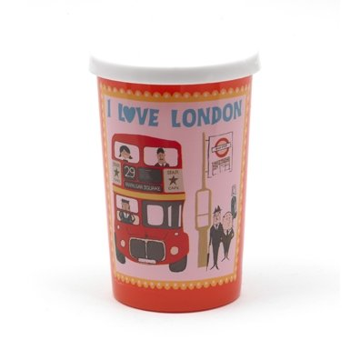I Love London Beaker||RF10F