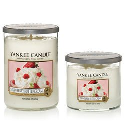 Yankee Candle Multi Wick Candle (Strawberry Buttercream) Large (22 oz)