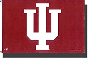 University of Indiana - 3' x 5' NCAA flag