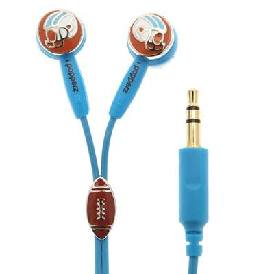 Ipopperz Ip-Spz-2007 Score A Touchdown Football Ear Bud