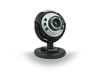 Claro C 120A (C 8.0C) 8 MP Webcam