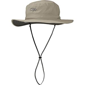 Outdoor Research Helios Sun Hat, Khaki, Medium