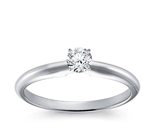 Queen Diamond Original Empire 0,20 ct Damen Diamantring Brillantschliff in Weißgold , DR-1010000 jetzt kaufen