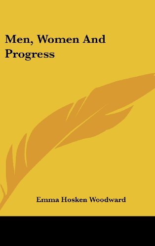 Men, Women and Progress
