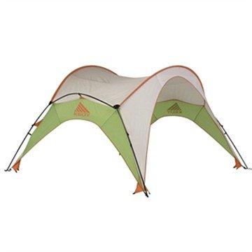 Kelty Shadehouse Basecamp Shelter, Large, Grey/Putty