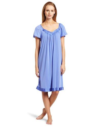 vanity-fair-womens-coloratura-sleepwear-short-flutter-sleeve-gown-30109-victory-violet-medium