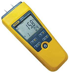 General Tools & Instruments MM70D Moisture Meter, Pin Type, Digital LED with Remote Probe