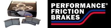 Performance Friction Brake Pad C-5/6 Corvette Front 0731.01.15.44