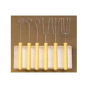 "Chocolate Dipping Fork Set 6 Pc. 8"" Long"